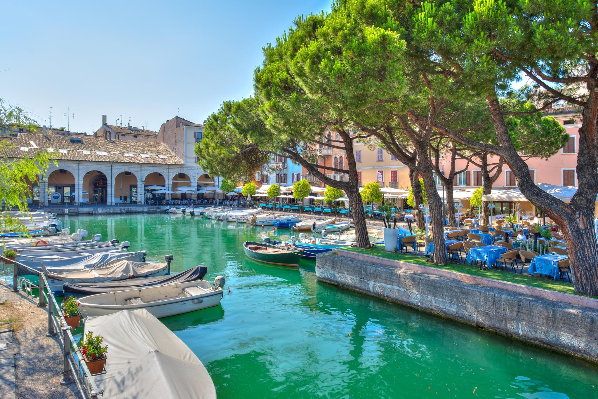 Porto vecchio Desenzano del Garda