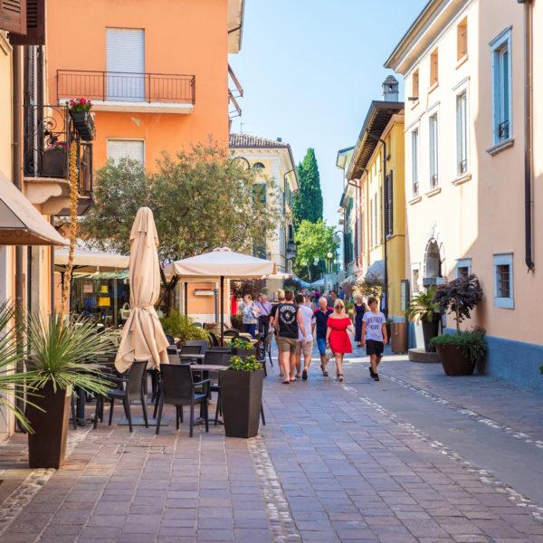 Centro storico Desenzano del Garda